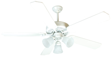 "Craftmade K10638 - 52"" Ceiling Fan Kit"