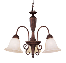 Savoy House KP-1-5002-3-40 - Liberty 3 Light Chandelier