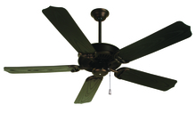 "Craftmade K10173 - Porch Fan 52"" Ceiling Fan Kit in Oiled Bronze"