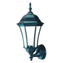 Acclaim Lighting 5020BK - Bryn Mawr Collection Wall-Mount 1-Light Outdoor Matte Black Light Fixture