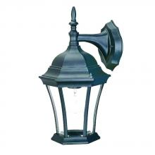 Acclaim Lighting 5022BK - Bryn Mawr Collection Wall-Mount 1-Light Outdoor Matte Black Light Fixture