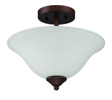 Jeremiah 38252-OB - Arabella 2 Light Convertible Semi Flush/Pendant in Old Bronze