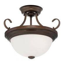 Millennium 5211-RBZ - Semi-Flush Ceiling Mount