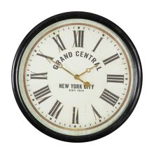 "Uttermost 06098 - Uttermost Leonor ""Grand Central"" Wall Clock"