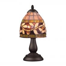 ELK Lighting 080-TB-13 - Mix-N-Match 1 Light Table Lamp In Tiffany Bronze